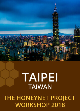 Honeynet Workshop Taipei 2018